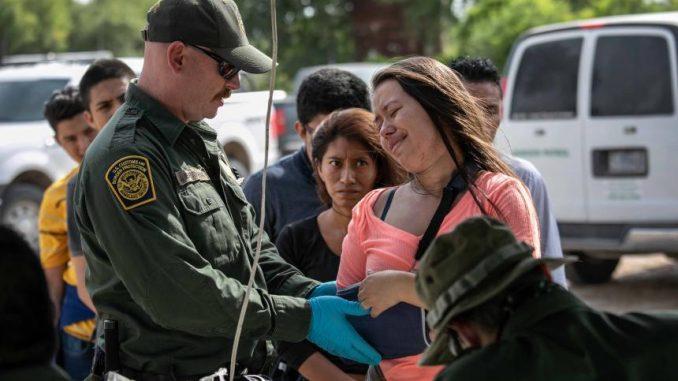 operativo contra migración ilegal