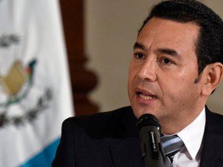 Guatemala muestra peligroso retroceso en lucha contra la impunidad. Foto: El País.hn