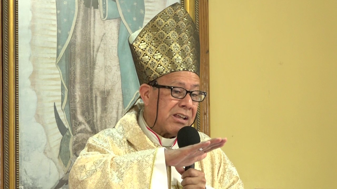 Monseñor Abelardo Mata