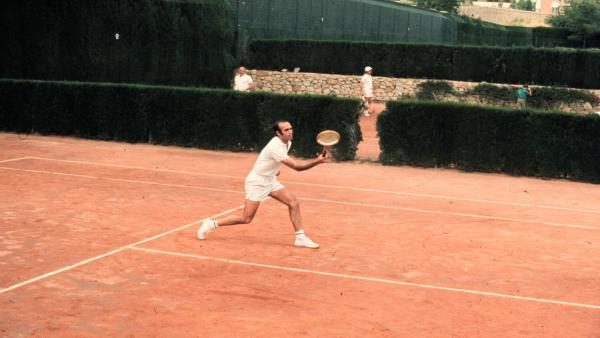 Fallece Andrés Gimeno, campeón de Roland Garros en 1972