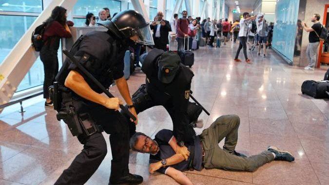 Barcelona- catalanes