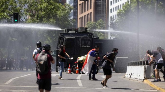 PROTESTAS- MANIFESTACIONES