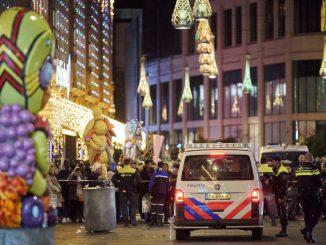 La policía holandesa