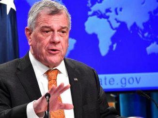 subsecretario interino para Asuntos del Hemisferio Occidental, Michael Kozak