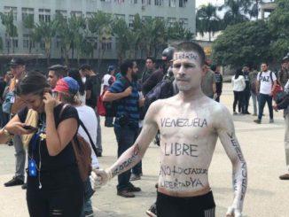 VENEZUELA- ESTUDIANTES