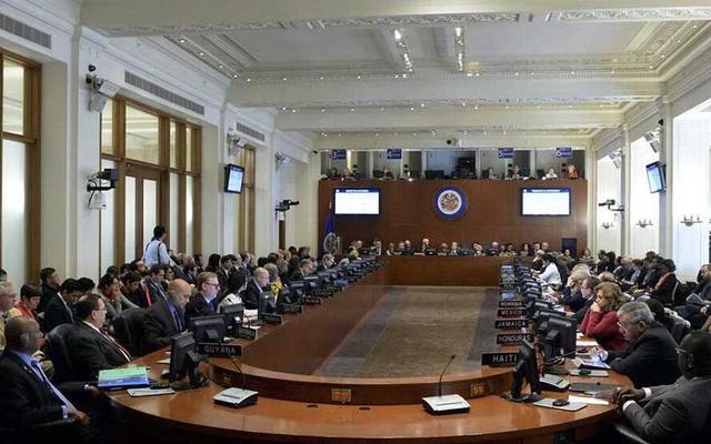 Consejo Permanente de la OEA-Bolivia