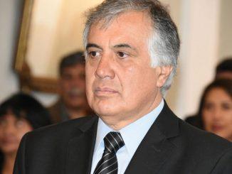 El embajador de Bolivia, Jorge Ramiro Tapia Sainz