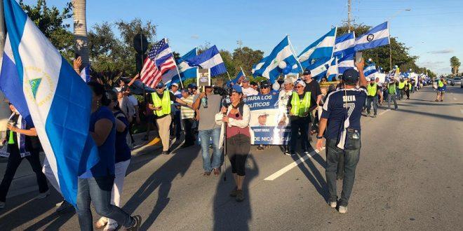 NICARAGUA-EEUU