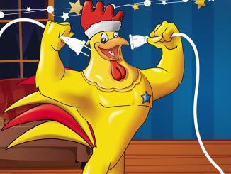 El Gallo más Gallo Navidad activada