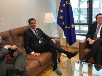 VENEZUELA- Comisión Europea