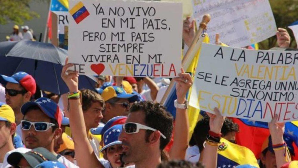 Venezolanos-en-el-exilio