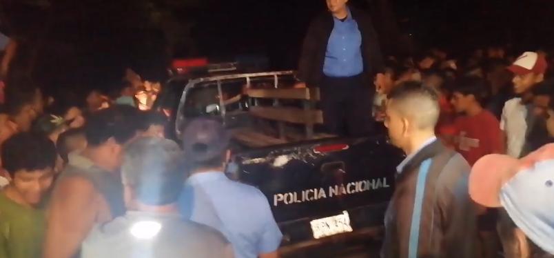 """Nicaragüenses implementan """"justicia por sus propias manos"""" ante falta de eficiencia de la policía"""