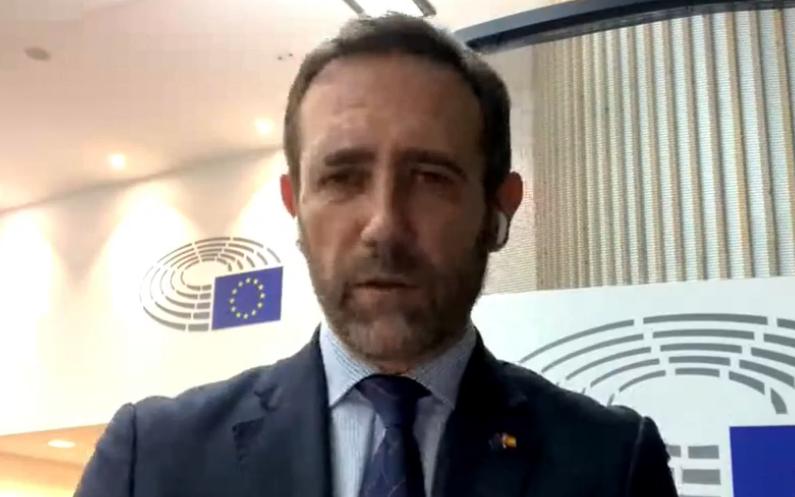 José Ramón Bauzá en entrevista