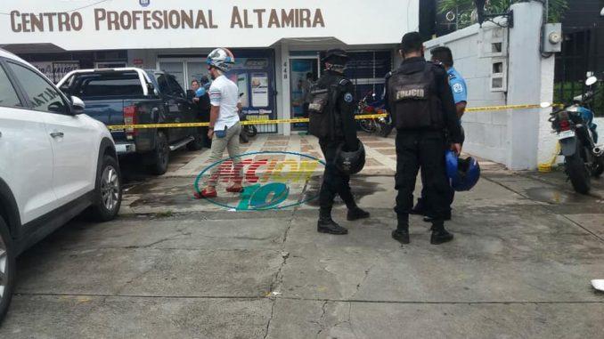 Robo en Altamira