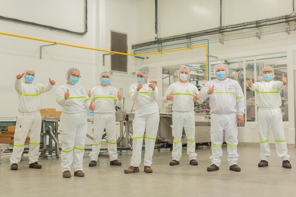 Modernización Prolacsa – Nestlé 4