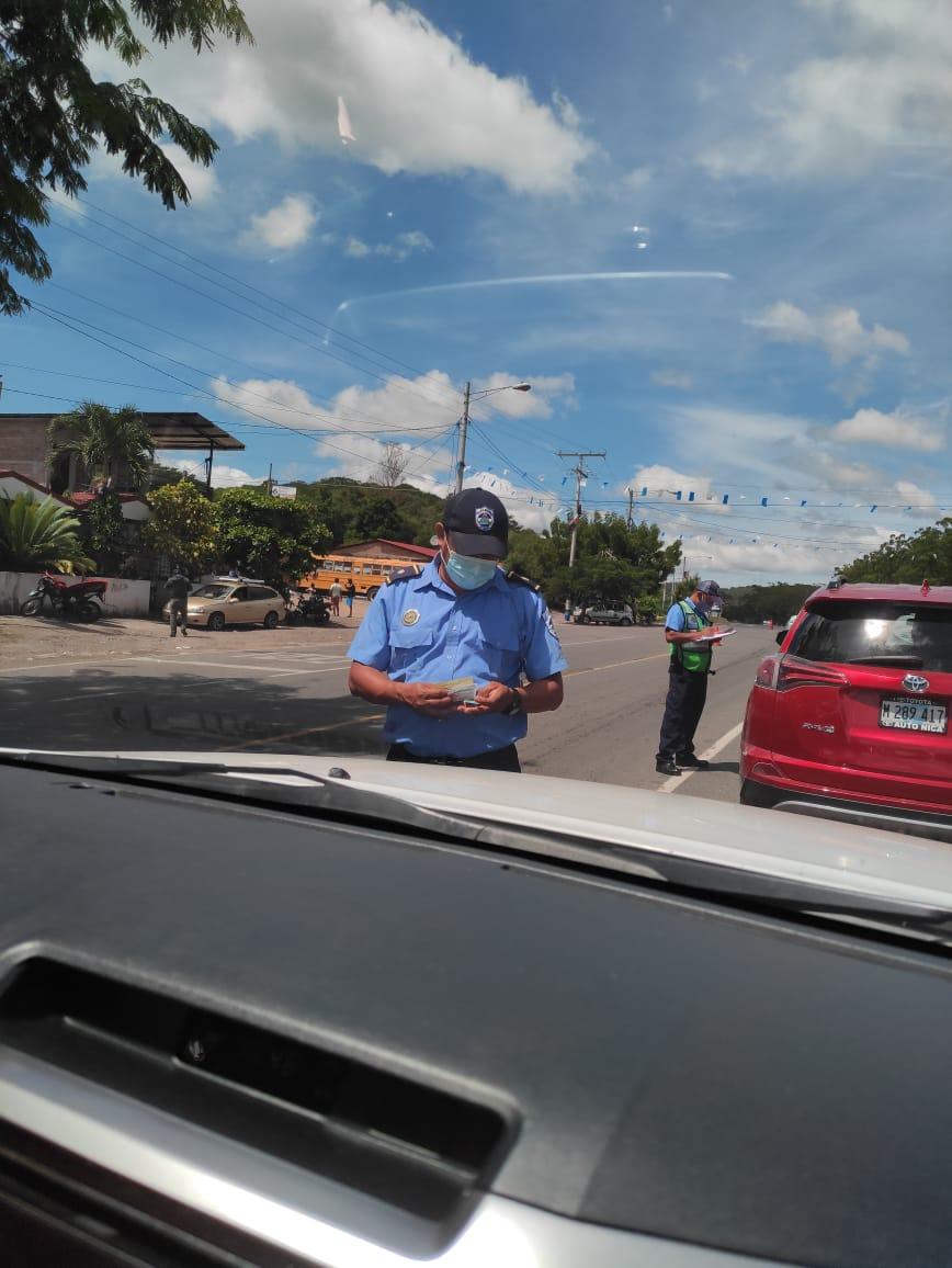 Retención policial 83