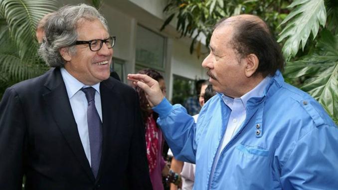La Asamblea General de la OEA: Unos aprietan y otros aflojan