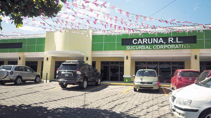 Caruna sanciones Nicaragua