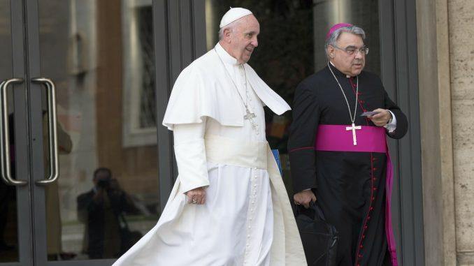 Papa Francisco nombra nuevo prefecto de oficina de canonización