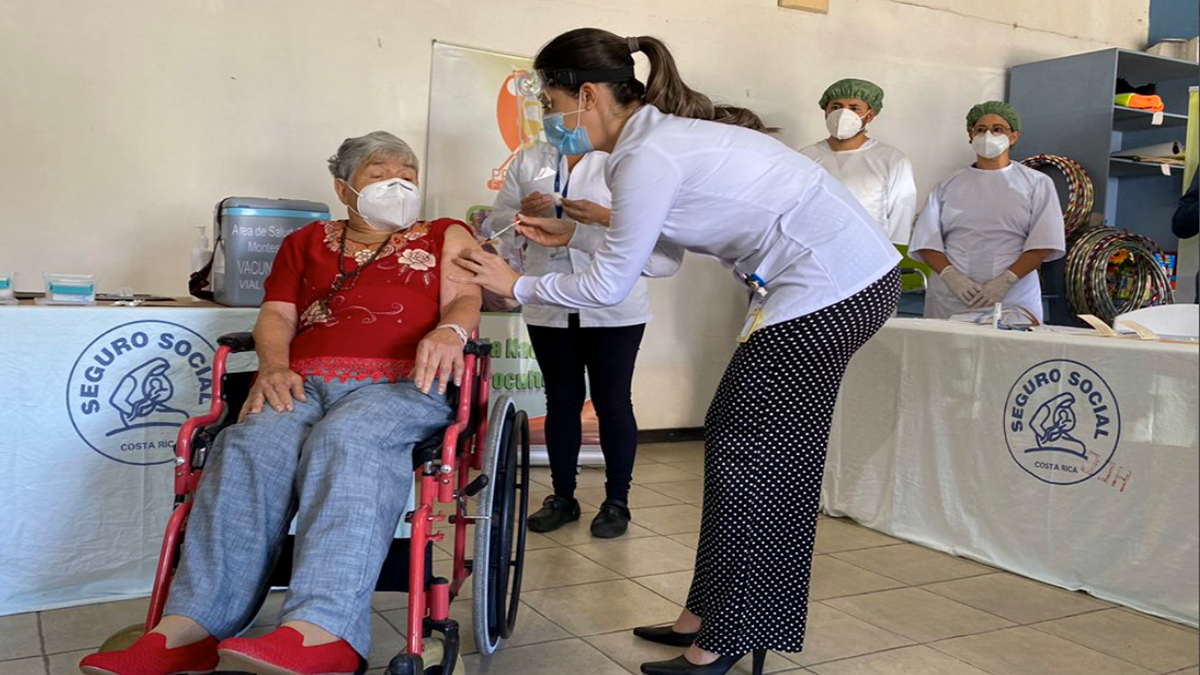 Vacuna de Pfizer – Costa Rica