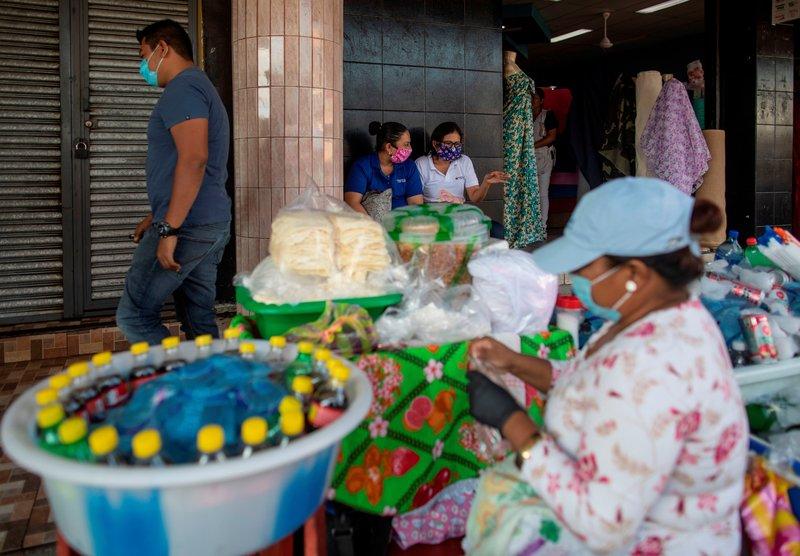 covid19 Nicaragua