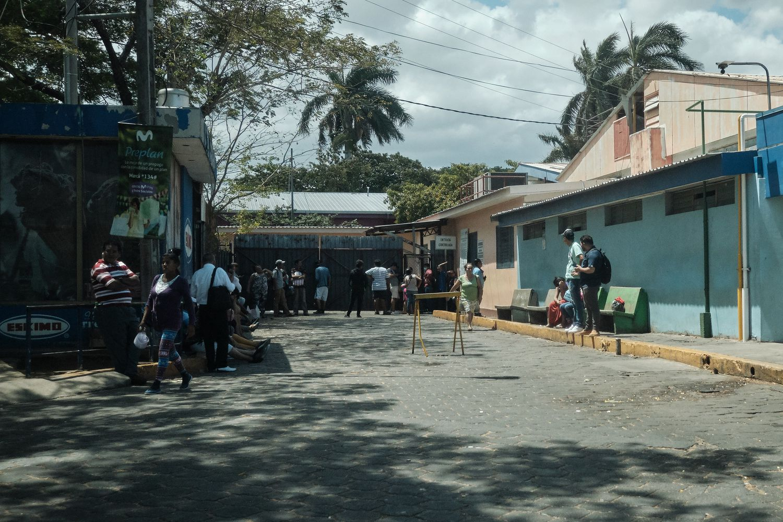 hospitales Nicaragua