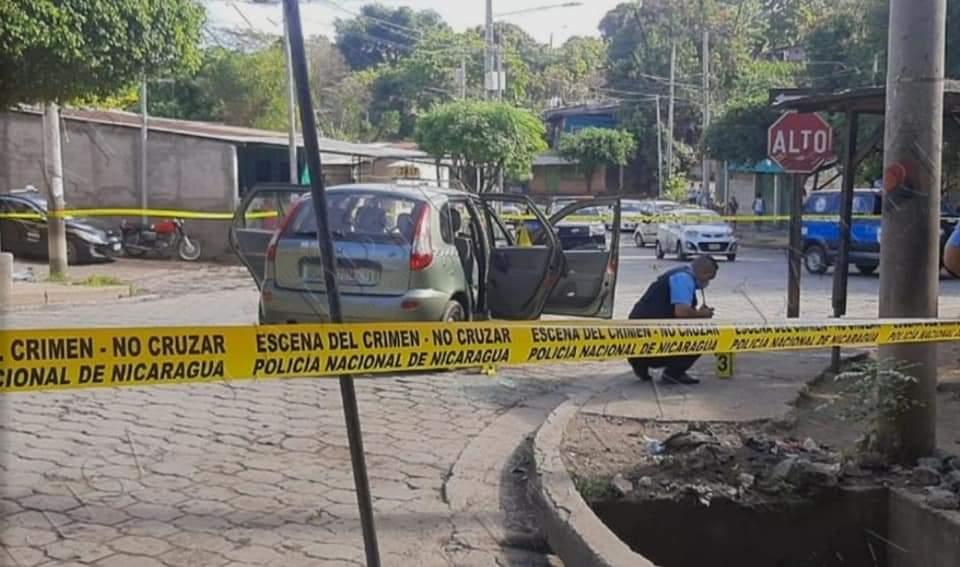 Femicidio Managua 2021