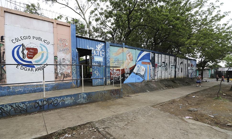 colegios managua covid19