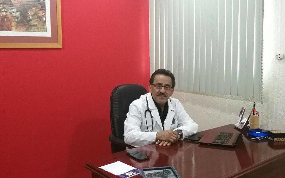 doctor Pablo Moreno Padilla médico despedido