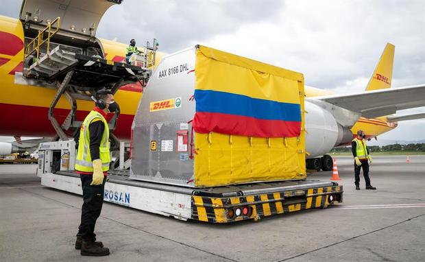 COLOMBIA- VACUNAS