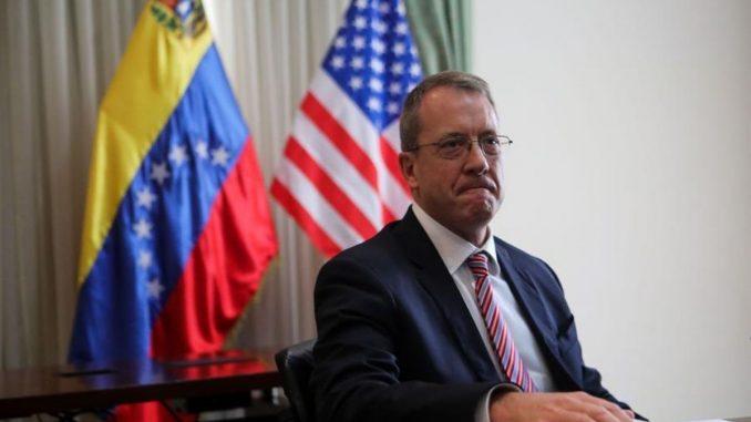 embajador de Estados Unidos en Venezuela